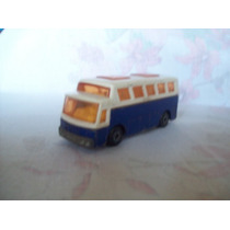 Micro Matchbox Nº65 Airport Coach - Lesney Products.