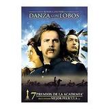 Dvd Danza Con Lobos Con Kevin Costner Nueva Original Oferta