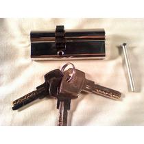 Cilindro L-o-c-k Para Pentagono X 75mm 10 Dientes Desplazado