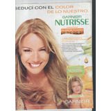 Clippings . Pampita Natubel . Publicidad De Revistas .