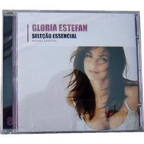 Gloria Estefan Seleção Essencial Cd Lacrado Sony