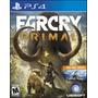 Far Cry Primal Ps4 Nuevo Original Domicilio - Jgames