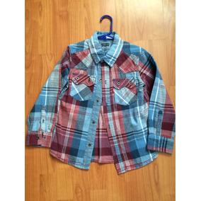 Camisas Seminuevas Talla 5-6