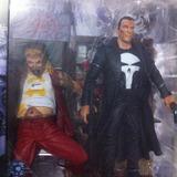 Figura The Punisher De Marvel Select
