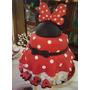Tortas Infantiles:peppa,minnie,princesas,angry,hombre Araña