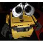 Wall E Wall-e Walle Disney Pixar Robot Eve Eva Transformer