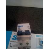 Llave Termica Sica C40 Bipolar Envios !! Instalacion !!
