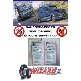 Balanceamento Dinâmico Caminhão Bus Pneus 315/80 Aro 22.5