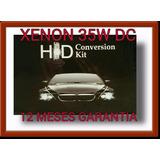 Kit De Luces Hid Xenon Ligth 9006 Hb4 Balastra Slim 35w Dc