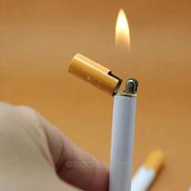 Encendedor En Forma De Cigarro Recargable Envio Gratis