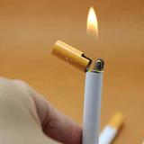 Encendedor En Forma De Cigarro Recargable