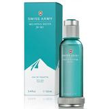 Swiss Army Montain Water Dama 100 Ml Victorinox Envío Gratis