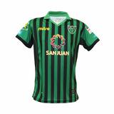 Camiseta San Martin San Juan Mitre 2016 Titular Numeros