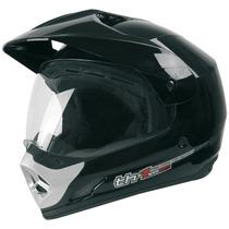 Capacete Top Helmet C Vis Th1 56 Pto Pro Atc 92643