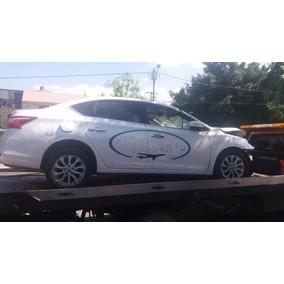 Nissan Sentra 2017 Refacciones, Solo En Partes.