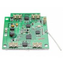 Placa Receptora Wltoys Jjrc V686 G Com Antena V686-13