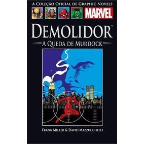 Coleção Marvel Salvat Demolidor A Queda De Murdock - Lacrado