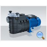 Bomba De Piscina Happy Pump 1.5hp 220v 1.5x1.5 Pulg Hfc-1100