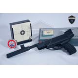 Pistola Aire Comprimido Hatsan - Kit 25 - Calibre 4,5