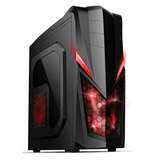 Gabinete Gamer New Shark Usb 3.0 1 Fan Frontal 12cm - Nfe
