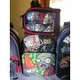 Mochila Escolar Transformers, Toy Story Y Plantas Vs Zombies