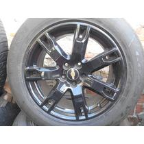 04 Rodas Evoque Aro 18 5x120 Usadas P/s10/amarok/bmw/blazer