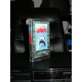 Tiburon - Jaws- Vhs Masterizado De Coleccion