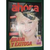 Revista Ahora 6/2/11 Carmen Barbieri Lorena Liggi Rella