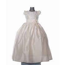 Vestido Comunión Hermoso Elegante Moderno