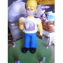 Homero Simpson, Porcelana Fria