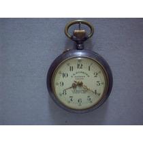 Antiguo Reloj De Bolsillo F.e.roskopf
