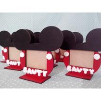Souvenir Portaretrato Mickey, Minnie, Hello Kittie O Corona