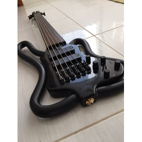 Baixo Marinho Guitars (ñ Fender, Fodera Trb, Music Man Emg)