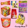 012 - Golosinas Para 20 Chicos Candybar Cumple Candyshop
