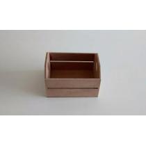 Mini Caixote De Feira-lembracinhas-mdf-kit