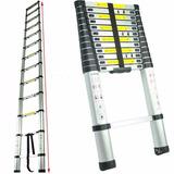 Escalera Retráctil 3.8 Mts / El Container