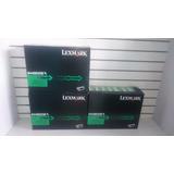 Toner Lexmark 64480xw Alto Rendimiento 32k T644