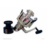 Molinete Marine Sports Xt4000 4 Rolamentos Aço Inox