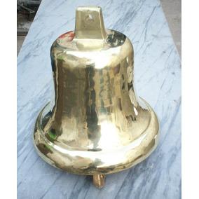 Campana De Bronce 30cm Para Iglesia,capillas,escuelas
