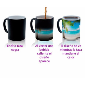 Taza Magica Personalizada Con Foto O Imagen Regalo Original