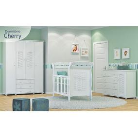 Jogo De Quarto Reller Cherry 4 Portas - Shop Tendtudo