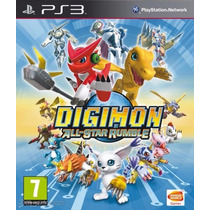 Digimon All Stars Battle Rumble Finalgames!