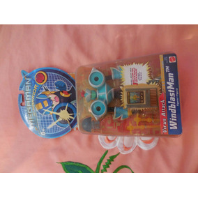 Boneco Megaman Nt Wrrior(megamen Pet Advanced)