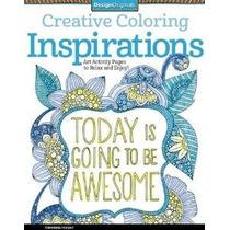 Creativas Para Colorear Inspiraciones: Arte Actividad Página