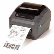 Impresora Termica De Código De Barras Cebra Gk42 Nueva