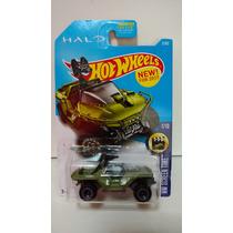 Hotwheels Halo Unsc Warthog Tarjeta Usa