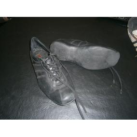 Zapatillas De Cuero Leo Botller