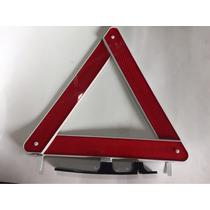 Triângulo Sinalização Segurança Onibus Caminhao Guncho Van