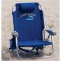 Silla Plegable Backpack Camastro Playa Camping Tommy Bahama
