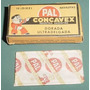 Caja Hojas De Afeitar Pal Concavex Argentina Razor Blades